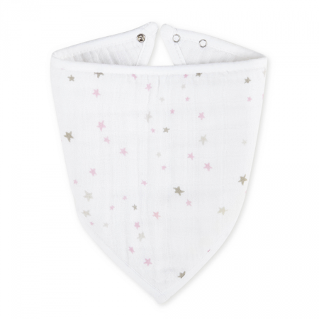 Picture of Aden+Anais® Classic Muslin Bandana Bib Lovely