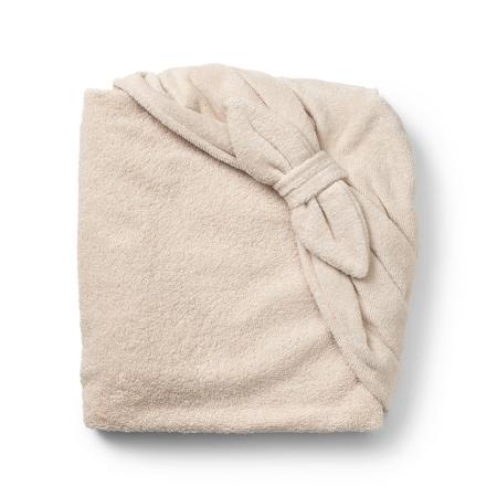 Elodie Details® Hooded Towel Powder Pink Bow (80x80)