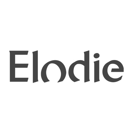 Elodie Details® Pacifier Clip Wood Sandy Stripe