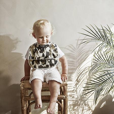 Picture of Elodie Details® Baby Bib Wild Paris