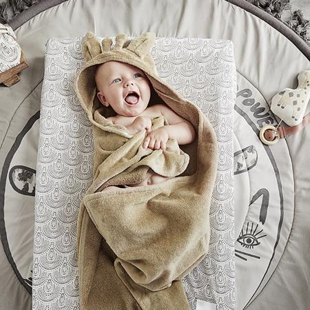 Picture of Elodie Details® Hooded Towel Kindly Konrad (80x80)