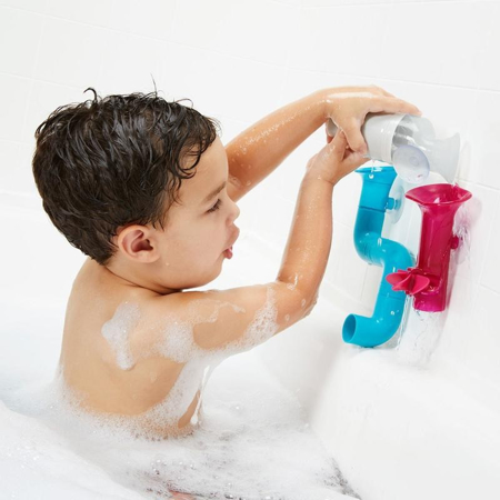 Picture of Boon® Building Bath Toy Set Pipes