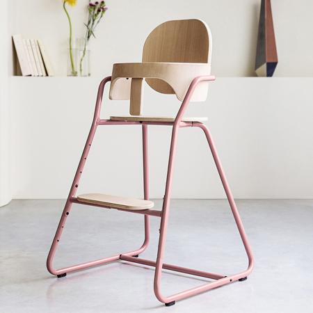 Picture of Charlie Crane® TIBU High Chair Pink