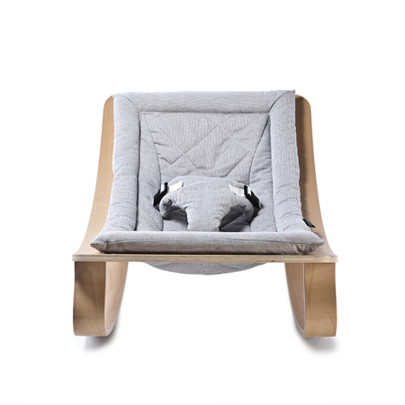 Picture of Charlie Crane® Baby Rocker LEVO with Grey cushion
