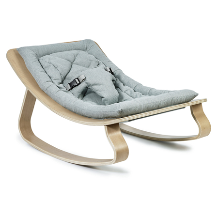 Picture of Charlie Crane® Baby Rocker LEVO with Blue cushion