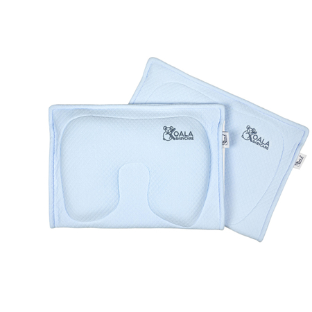 Picture of Koala Babycare® Breastfeeding pillow Perfect Head Blue