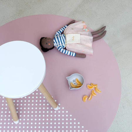 Picture of Toddlekind® Clean Wean Mat Dusky Rose