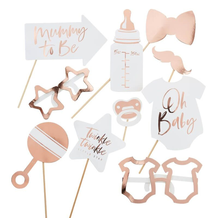 Picture of Ginger Ray® Twinkle Twinkle - Photo booth props