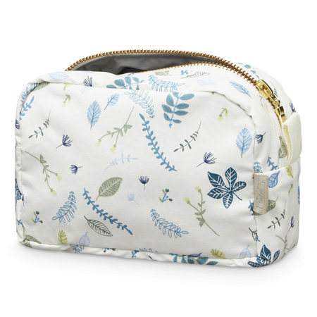 Picture of CamCam® Make Up Purse Pressed Leaves Blue