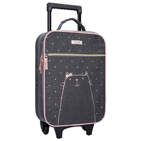 Picture of Kidzroom® Trolley Suitcase Starstruck Girls