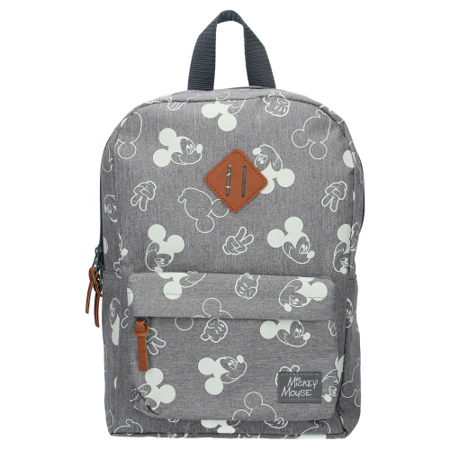 Picture of Disney's Fashion® Backpack Mickey Mouse All Together Grey