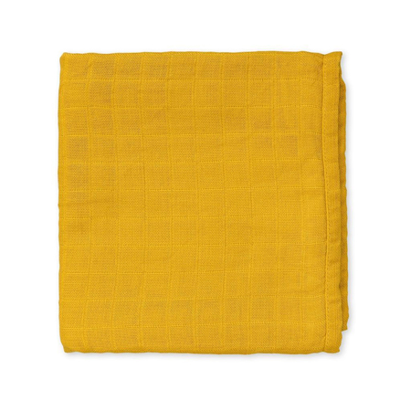 CamCam® Musling Cloth Mustard 2pack (70x70)