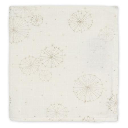 CamCam® Musling Cloth Dandelion Natural 2pack 70x70