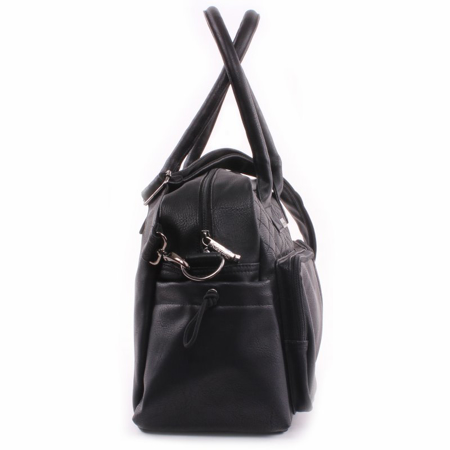 Picture of Kidzroom® Changing Bag Vision Of Love Black