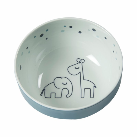 Picture of Done by Deer® Yummy mini bowl Dreamy dots Blue