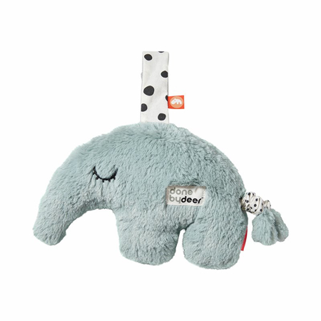 Picture of Done by Deer® Squeaker rattle Antee Blue