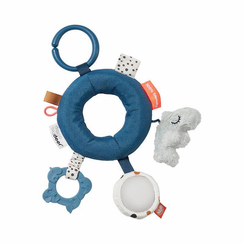Picture of Done by Deer® Activity ring Blue