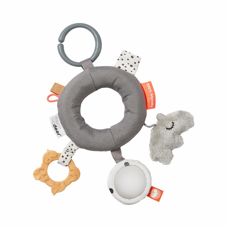Picture of Done by Deer® Activity ring Grey