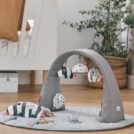 Picture of Done by Deer® Activity gym Grey