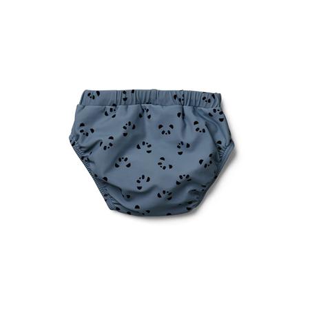 Picture of Liewood® Frej Baby Boy Swim Pants - Panda Blue Wave