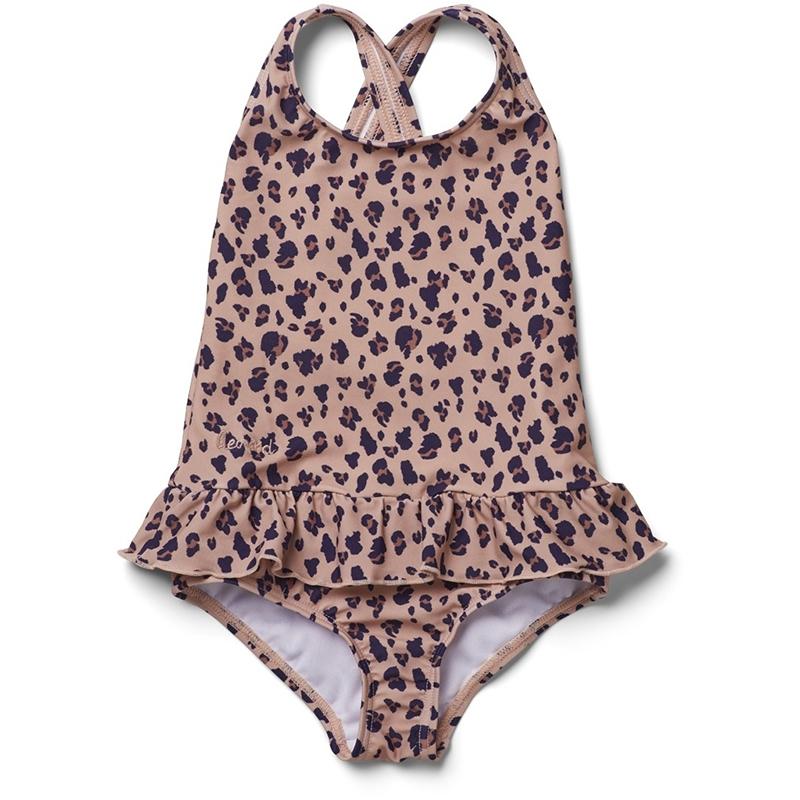 Picture of Liewood® Amara swimsuit Mini Leo/Coral Blush 68/74