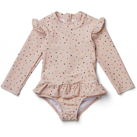 Picture of Liewood® Sillie swim jumpsuit Confetti Mix