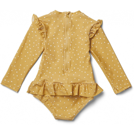 Picture of Liewood® Sillie swim jumpsuit Confetti Yellow Mellow