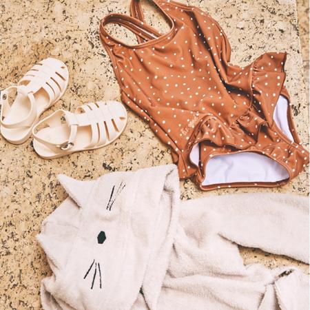 Picture of Liewood® Amara swimsuit Mini Leo/Coral Blush