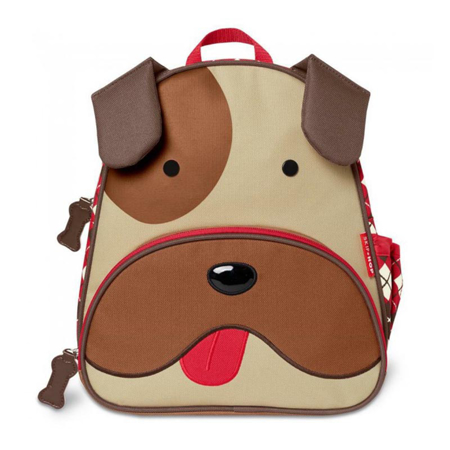 Picture of Skip Hop® Little Kid Backpack Buldog