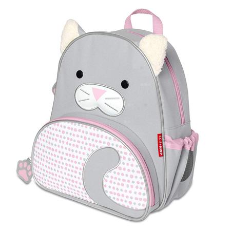 Skip Hop® Little Kid Backpack Cat Pink