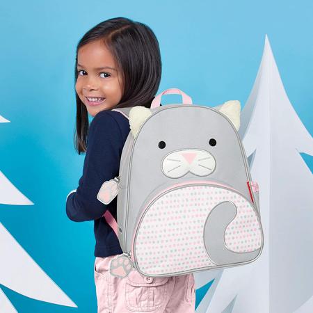 Picture of Skip Hop® Little Kid Backpack Cat Pink