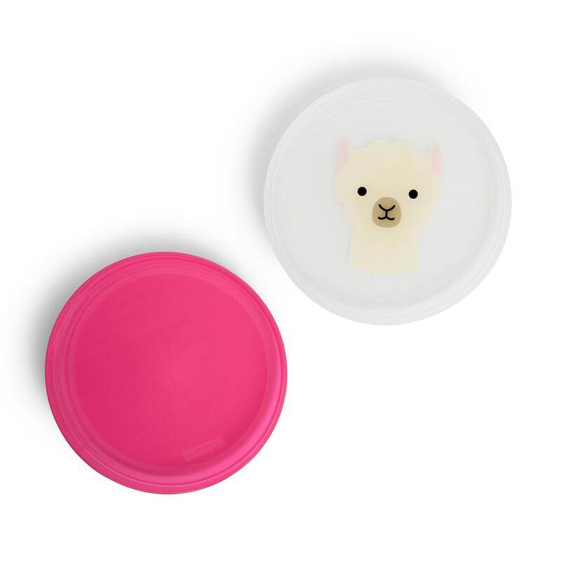 Picture of Skip Hop® Smart Serve Non-Slip Plates Lama