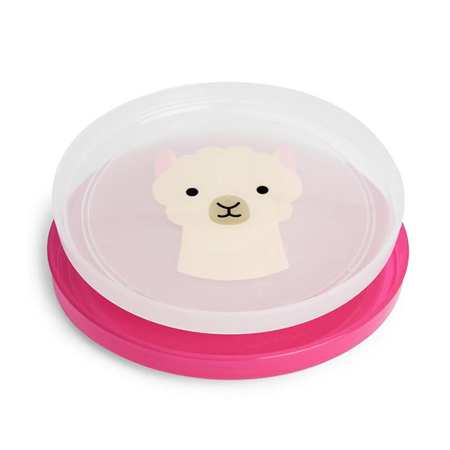 Picture of Skip Hop® Smart Serve Non-Slip Plates Lama