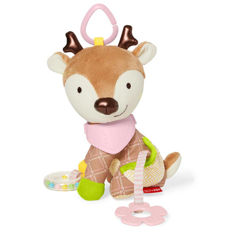 Picture of Skip Hop® Bandana Buddies Activity Toy Deer