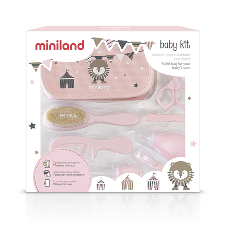 Picture of Miniland® Baby Kit Rose