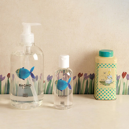 Picture of Linea MammaBaby Baby Bath Pasqualino