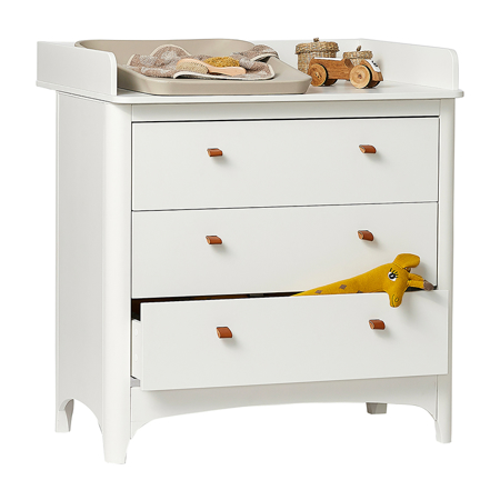 Leander® Changing unit for classic™ dresser White