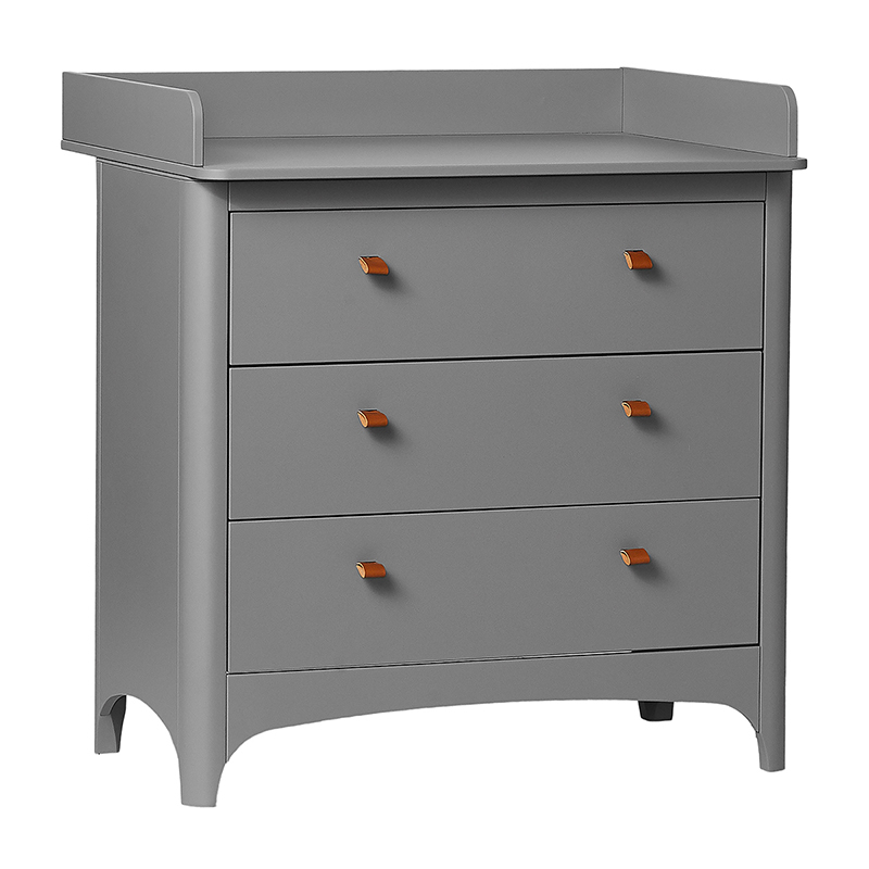 Picture of Leander® Changing unit for classic™ dresser Grey