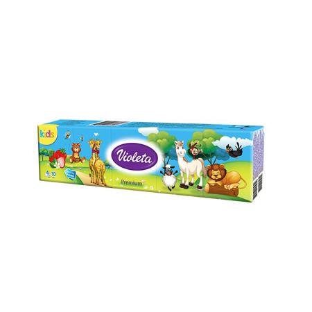 Picture of Violeta® Premium 4-Ply tissues Kids Mini