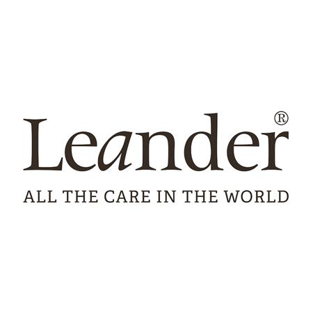 Picture of Leander® Luna™ Wardrobe Large White/Oak