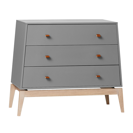 Picture of Leander® Luna™ Dresser, Grey/Oak