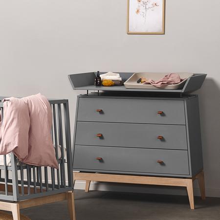 Picture of Leander® Changing Unit For The Leander Luna™ Dresser Grey