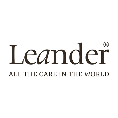 Picture of Leander® Organizers 3 Pcs.  & 2 Pcs. Rack Short Dusty Grey