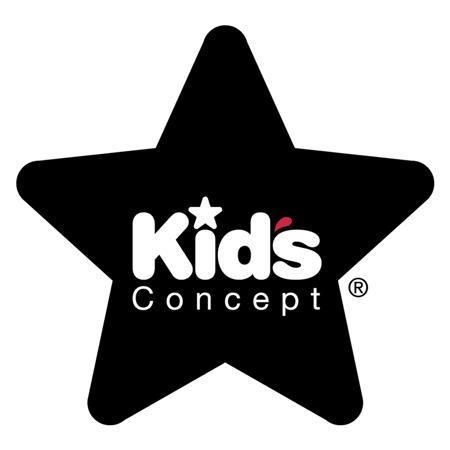 Picture of Kids Concept® Wooden Edvin Cubes 10-Pcs