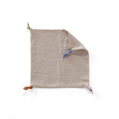 Picture of Kids Concept® Soft felt knots linen