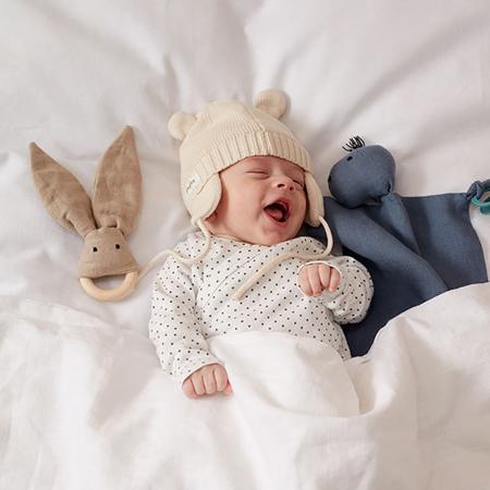 Picture of Kids Concept® Bitring linen beige