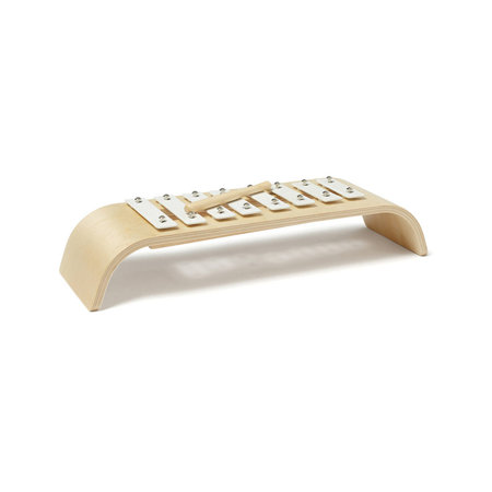 Picture of Kids Concept® Xylophone plywood White