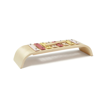 Picture of Kids Concept® Xylophone plywood Pink