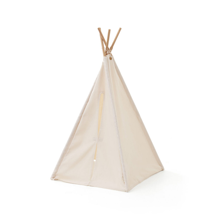 Kids Concept® Mini tent White/Beige