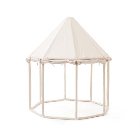 Kids Concept® Pavilion Tent Natural White